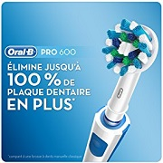 Oral B pro 600 3d white photo 1