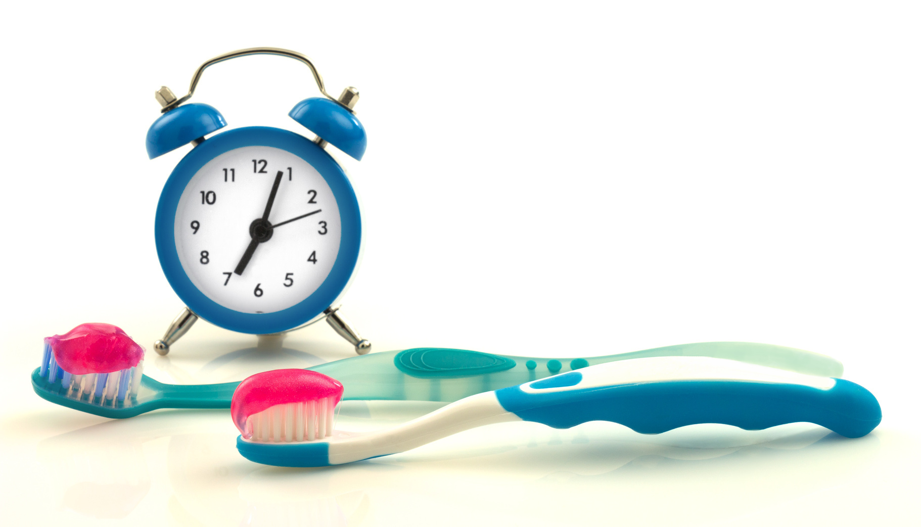 Le timing à respecter pour un brossage de dents optimal