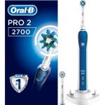Oral b pro 2 2700 cross action